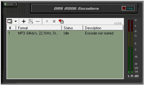 DRS 2006 Encoders